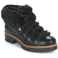 kengät Naiset Bootsit Pataugas Task Musta