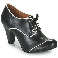 kengät Naiset Derby-kengät Cristofoli GRENATAS Musta