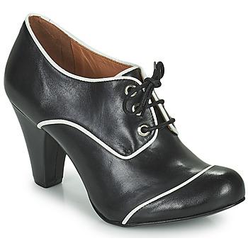 the latest b3d7a ce153 kengät Naiset Nilkkurit Cristofoli GRENATAS Black