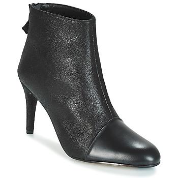 kengät Naiset Nilkkurit Elizabeth Stuart CITOU Black