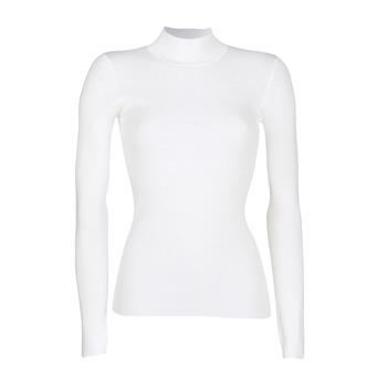 vaatteet Naiset Neulepusero Ikks RUNO White