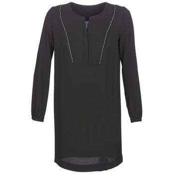 vaatteet Naiset Lyhyt mekko Ikks BURRI Black