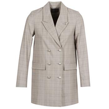 vaatteet Naiset Takit / Bleiserit Ikks DASTRE Grey