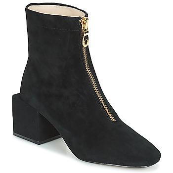 kengät Naiset Nilkkurit Miss L'Fire JUNE Black