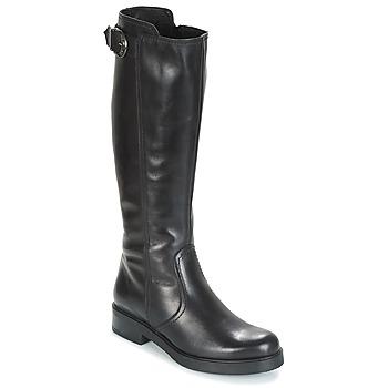 kengät Naiset Saappaat Samoa DOLCU Black
