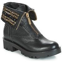 kengät Naiset Bootsit Tosca Blu KIRUNA Black