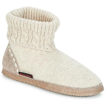 kengät Naiset Tossut Giesswein FREIBURG Beige