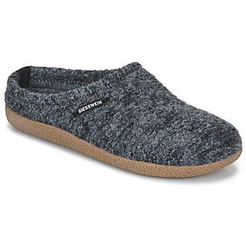 kengät Naiset Tossut Giesswein VEITSCH Harmaa