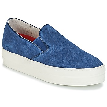 kengät Naiset Tennarit Skechers UPLIFT Blue