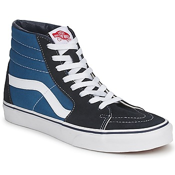 kengät Korkeavartiset tennarit Vans SK8 HI Blue