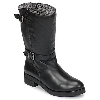 kengät Naiset Bootsit Unisa DALI Musta