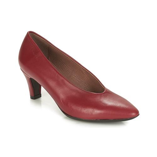 kengät Naiset Korkokengät Wonders NAR Bordeaux