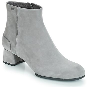 kengät Naiset Nilkkurit Camper KIE0 Boots Harmaa