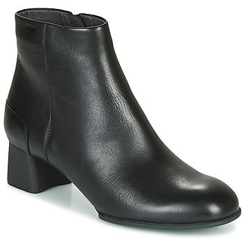 kengät Naiset Nilkkurit Camper KATIE Black