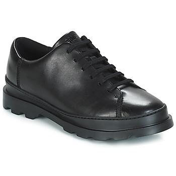 kengät Miehet Derby-kengät Camper BRUTUS Musta
