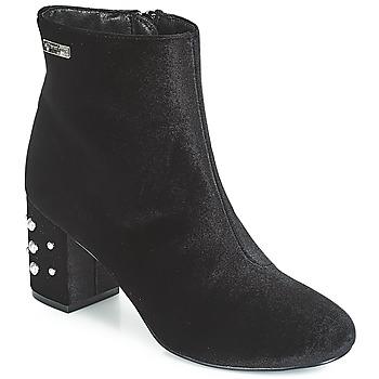 kengät Naiset Nilkkurit Les Tropéziennes par M Belarbi CHANNON Black