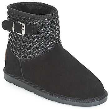 kengät Naiset Bootsit Les Tropéziennes par M Belarbi CIRA Black