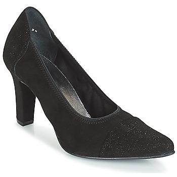 kengät Naiset Korkokengät Myma PIZZANS Black