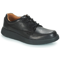 kengät Miehet Derby-kengät Clarks Un Abode Ease Musta