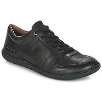 kengät Naiset Derby-kengät Kickers HOME Black