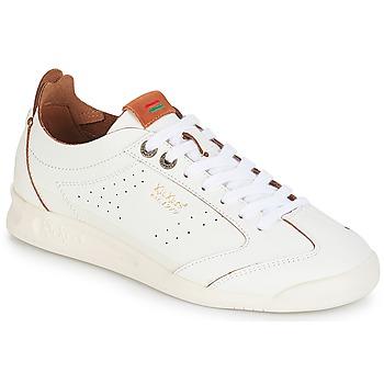 kengät Naiset Matalavartiset tennarit Kickers KICK 18 White
