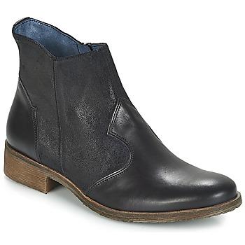 kengät Naiset Bootsit Kickers LIXY Black