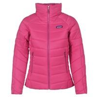 vaatteet Naiset Toppatakki Patagonia W's Hyper Puff Jkt Pink