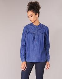 vaatteet Naiset Topit / Puserot Pepe jeans ALICIA Blue