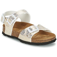 kengät Tytöt Sandaalit ja avokkaat Betula Original Betula Fussbett JEAN Python / DORE