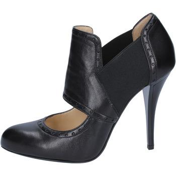 kengät Naiset Nilkkurit Gianni Marra BY794 Musta