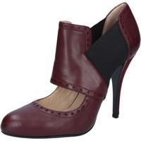 kengät Naiset Korkokengät Gianni Marra BY795 Violetti