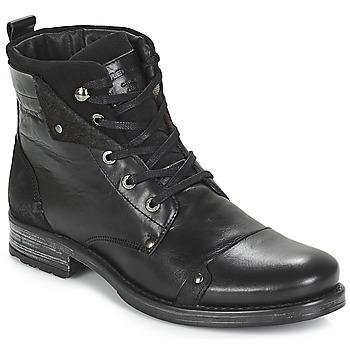 kengät Miehet Bootsit Redskins YEDES Black