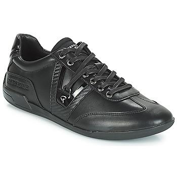 kengät Miehet Matalavartiset tennarit Redskins VERAC Black