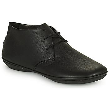 kengät Naiset Derby-kengät Camper RIGHT NINA Musta