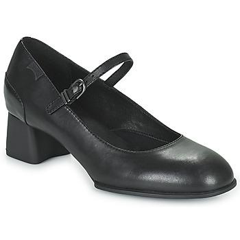 kengät Naiset Korkokengät Camper KATIE Musta