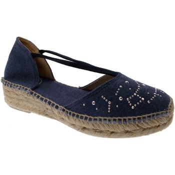 kengät Naiset Sandaalit ja avokkaat Toni Pons TOPERLA-TRbl blu