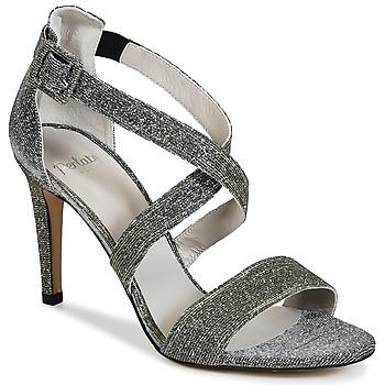 kengät Naiset Sandaalit ja avokkaat Perlato ALAMA Argenté