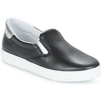 kengät Naiset Matalavartiset tennarit Yurban JESSY Musta