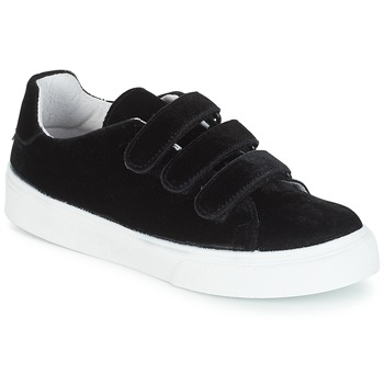 kengät Naiset Matalavartiset tennarit Yurban JOZZY Black