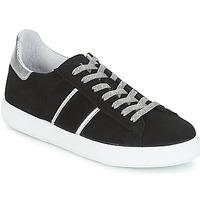 kengät Naiset Matalavartiset tennarit Yurban JEMMY Musta