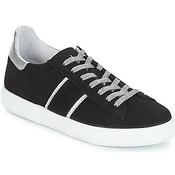 kengät Naiset Matalavartiset tennarit Yurban JEMMY Black