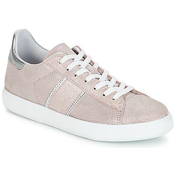 kengät Naiset Matalavartiset tennarit Yurban JEMMY Pink