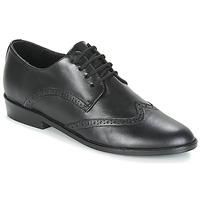 kengät Naiset Derby-kengät So Size JANDEL Musta