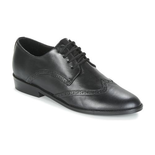 kengät Naiset Derby-kengät So Size JANDEL Black