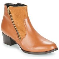 kengät Naiset Nilkkurit So Size JOCASSU Camel