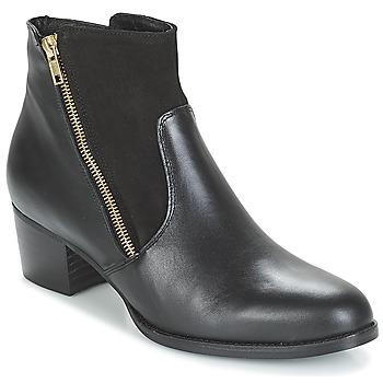 kengät Naiset Nilkkurit So Size JOPESE Black