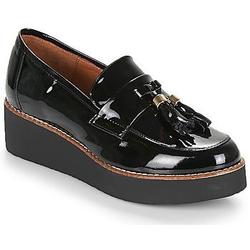 kengät Naiset Mokkasiinit Fericelli JOLLEGNO Black
