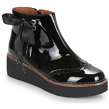 kengät Naiset Bootsit Fericelli JANDICI Black
