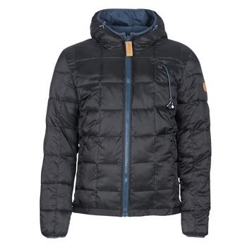 vaatteet Miehet Toppatakki 80DB Original CHILL18 Black / Laivastonsininen