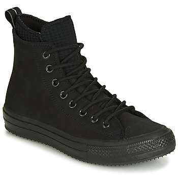 kengät Miehet Korkeavartiset tennarit Converse CHUCK TAYLOR ALL STAR WP BOOT LEATHER HI Black
